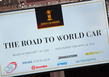 Shortlist for 2017 World Car Awards revealed