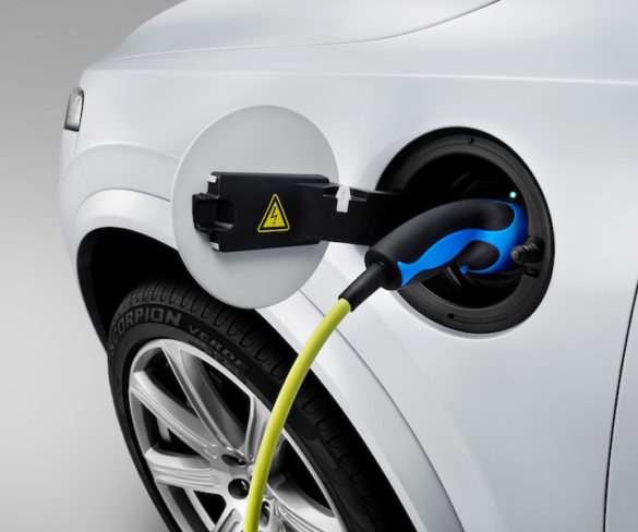 Volvo to launch first electric car in 2019