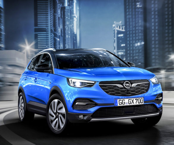 Opel Grandland X sets sights on Ford Kuga