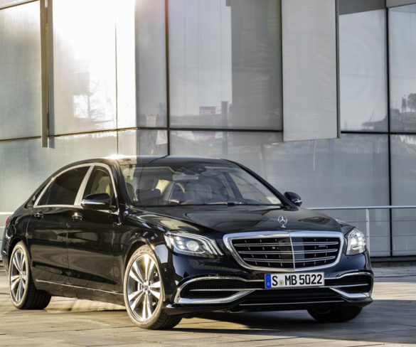 Facelifted S-Class to debut new six-cylinder diesel engines