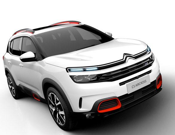 New Citroën C5 Aircross to debut PHEV AWD tech