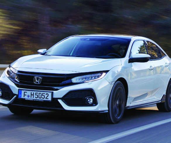 Road Test: Honda Civic
