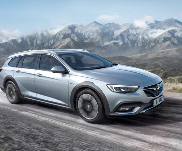 Opel previews Insignia Country Tourer