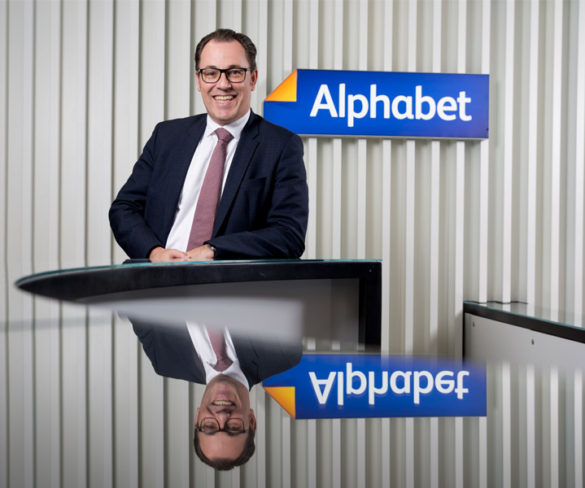 Oswald appointed chief financial officer at Alphabet GB