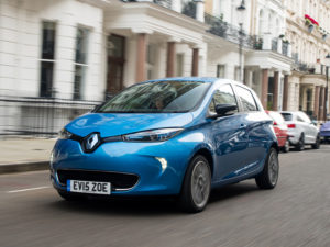 AFVs (alternative fuel vehicles) recorded a 5.5% share of the European new car market