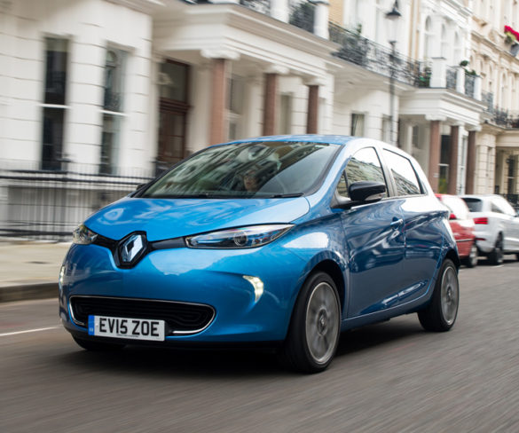 UBI solution to cut Renault ZOE premiums in France