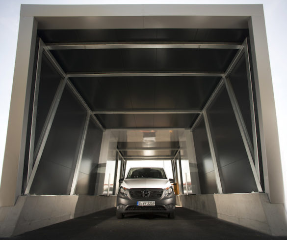Mercedes-Benz trials new services for logistics companies and drivers