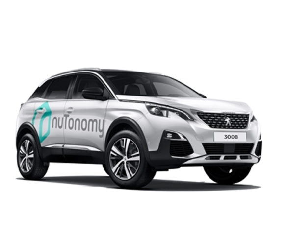 Driverless Peugeot 3008s to take to roads in Singapore