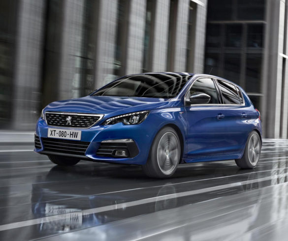 Peugeot 308 gets updated styling and new engine