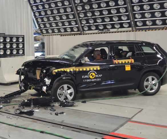 Top safety ratings for Kodiaq and MINI Countryman