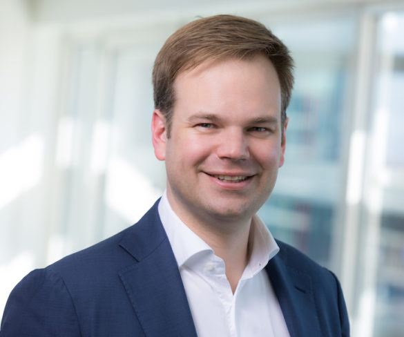 LeasePlan appoints Ewout van Jarwaarde SVP car remarketing