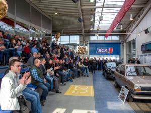 Ford and BCA held a special programme of sales to mark 20 years of their remarketing partnership in Germany.