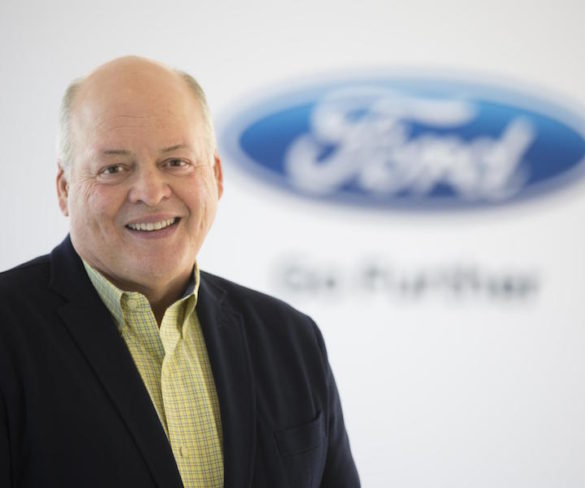 Jim Hackett to replace Mark Fields as Ford CEO