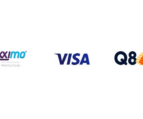 XXImo, Visa and Q8 partner on Mobility Card