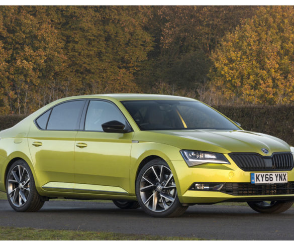 2018 Skoda Superb gets extra tech