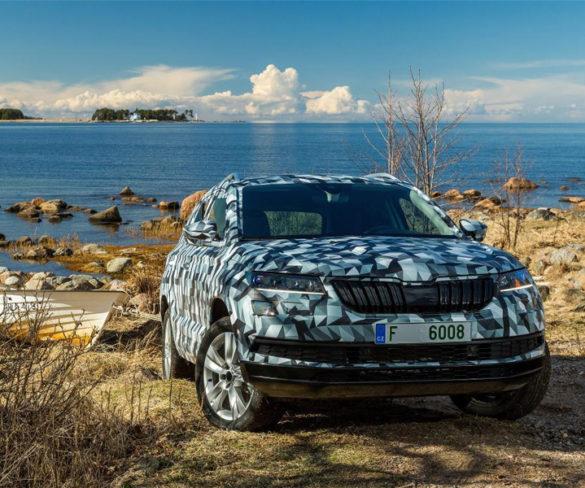 Skoda reveals Qashqai-rivalling Karoq SUV