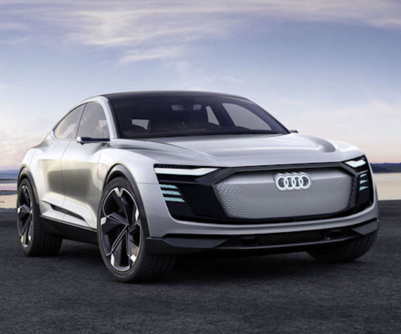 Audi's second electric car to start production in 2019