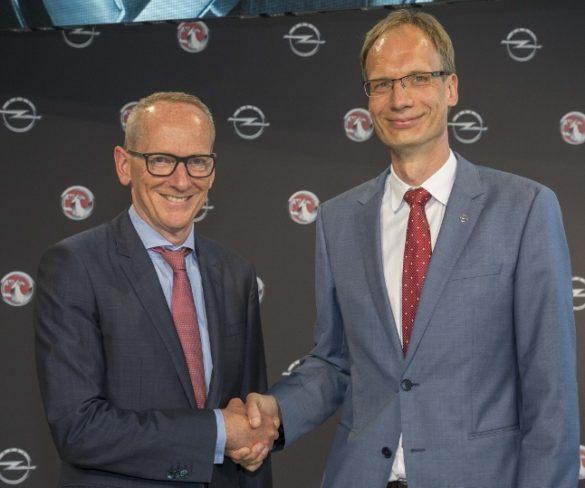 Karl-Thomas Neumann steps down as Opel CEO