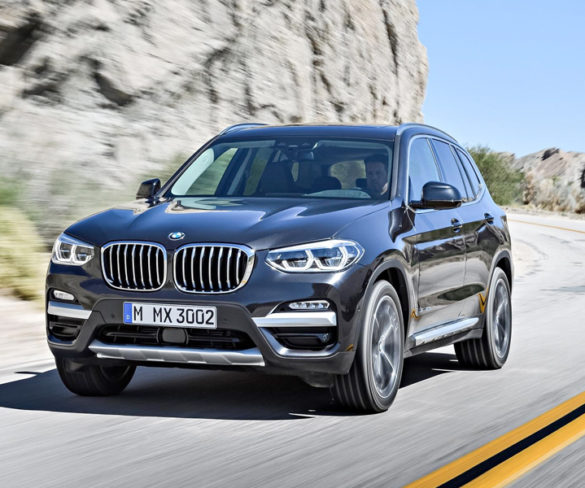 New BMW X3 brings latest digital and driver assistance tech