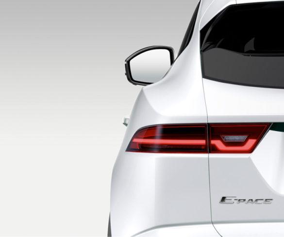 Jaguar confirms E-Pace compact SUV