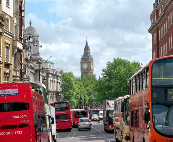 London Mayor to explore pay-per-mile road pricing