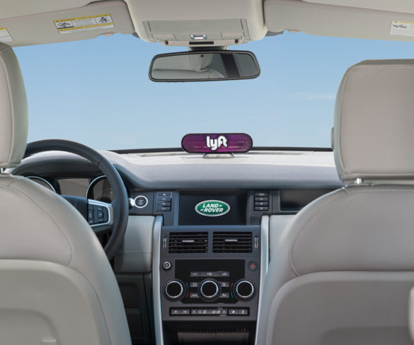 Jaguar Land Rover to supply Lyft drivers with fleet vehicles