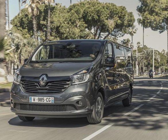 Renault Trafic SpaceClass targets high-end shuttle market
