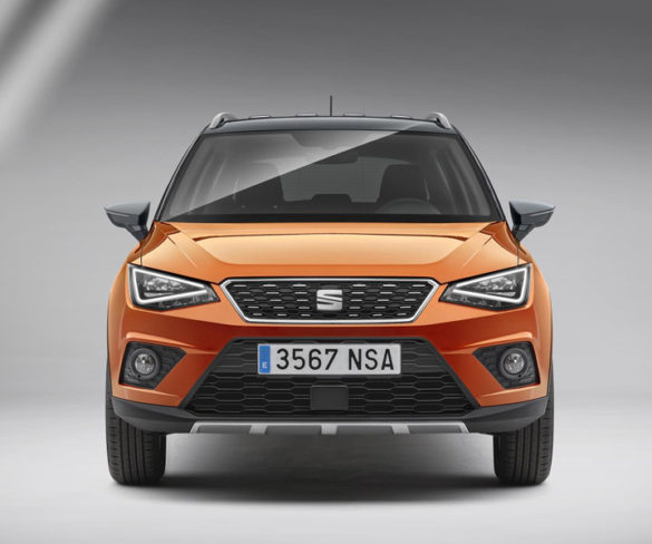 SEAT continues SUV offensive with new Arona unveiling