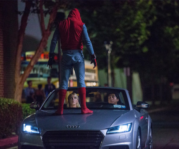 Audi A8 to have starring role in Spider-Man film