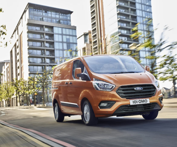 Facelifted Ford Transit Custom gets 148g/km Econetic model