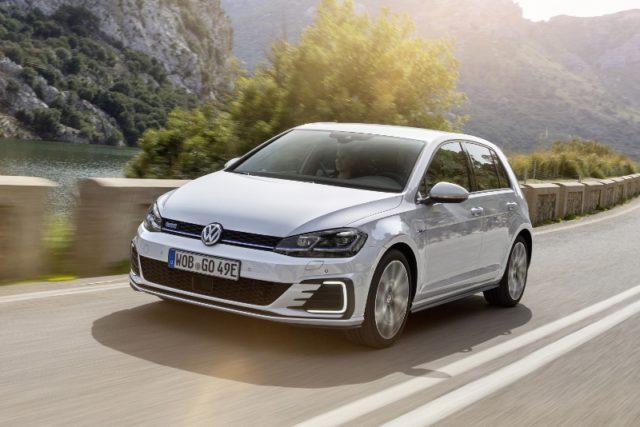 Road Test Volkswagen Golf Gte International Fleet World