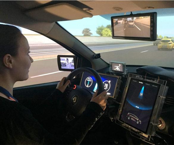 Renault forms autonomous vehicle JV with Oktal