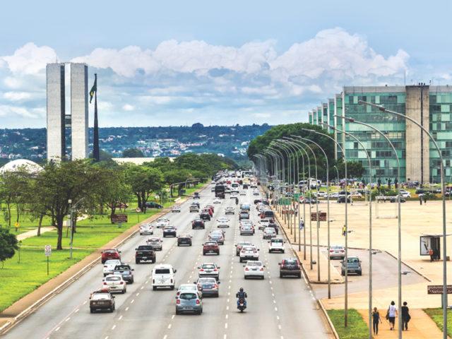 brazil roads