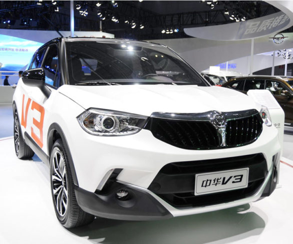 Renault and Brilliance China Automotive to create Chinese LCV venture