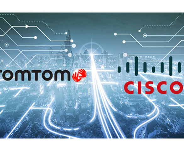 TomTom and Cisco partnership to generate real-time roadside data