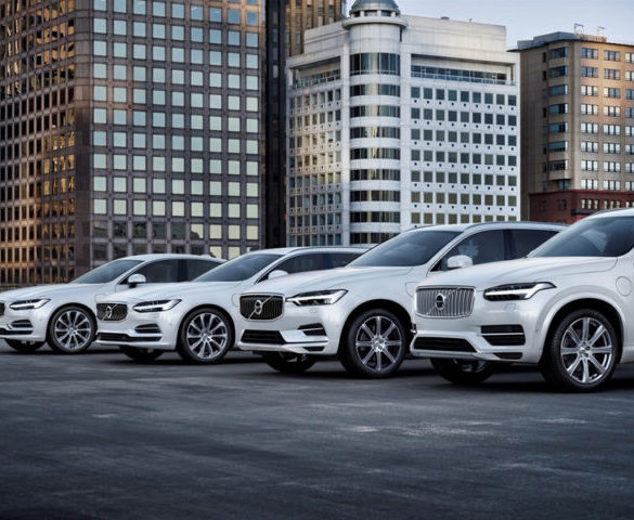 Volvo to launch five fully electric cars between 2019 and 2021
