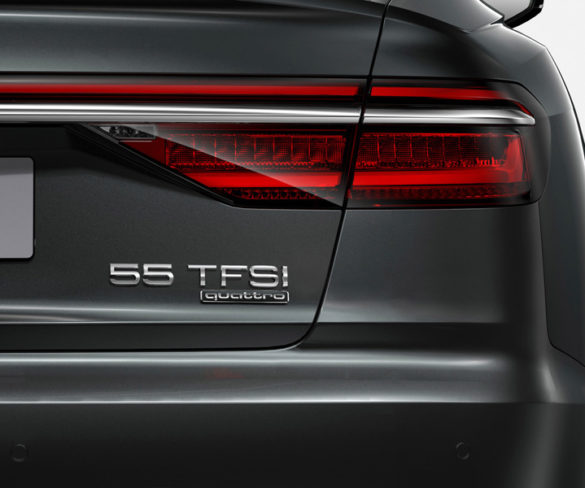 Audi introduces new global model name structure