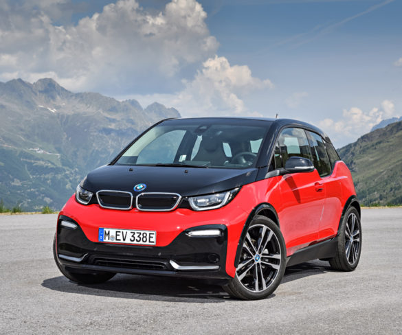 BMW sparks new higher power i3s