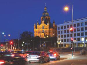 Finnish street