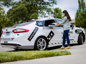 Domino's and Ford team up to delver pizzas in self-driving cars