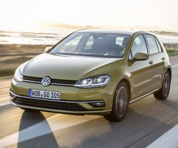 New 110g/km petrol engine for Volkswagen Golf