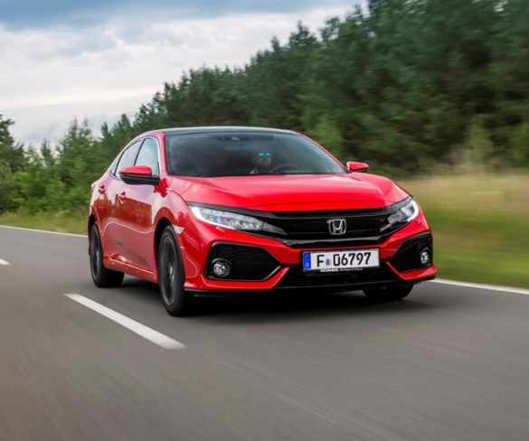 Diesel returns to the Honda Civic