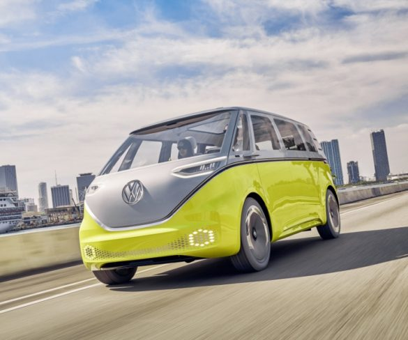 Volkswagen Bus to return as an EV