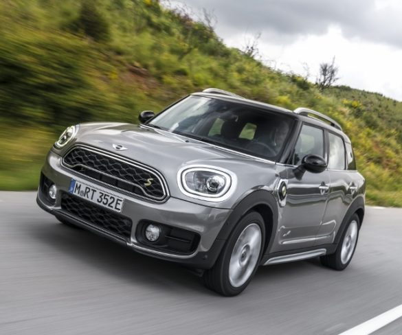 First Drive: MINI Cooper S E Countryman ALL4