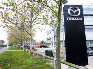 Mazda UK headquarters