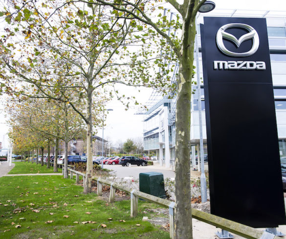 Toyota and Mazda outline details of electric vehicle JV