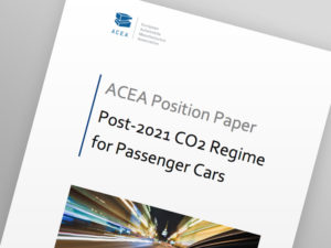 ACEA Postition Paper