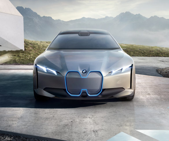 "BMW i Vision Dynamics concept hints at future ""i5"""