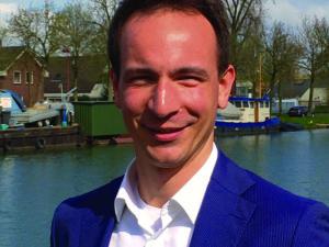 Zijad Halilovic from Autorola Netherlands