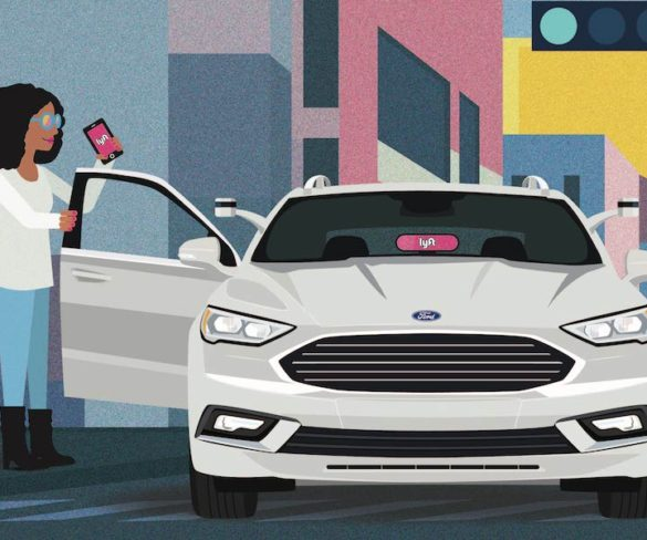 Ford and Lyft to work on self-driving cars